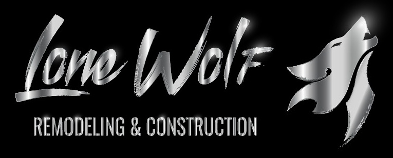 Lone Wolf Remodel & Construction | Logo